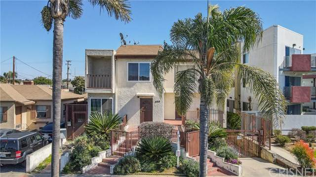 808 S Osage Avenue #7, Inglewood, CA 90301 (#SR21030822) :: The Grillo Group