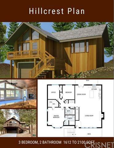 16620 Sandalwood, Pine Mtn Club, CA 93222 (#SR21032405) :: Berkshire Hathaway HomeServices California Properties