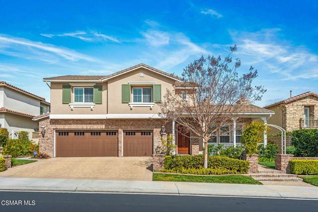 1429 Honey Creek Court, Newbury Park, CA 91320 (#221000794) :: Berkshire Hathaway HomeServices California Properties