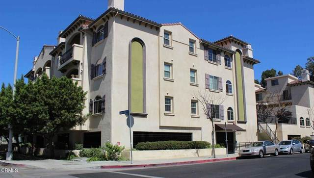 4805 Bellflower Avenue #206, North Hollywood, CA 91601 (#P1-3367) :: Berkshire Hathaway HomeServices California Properties