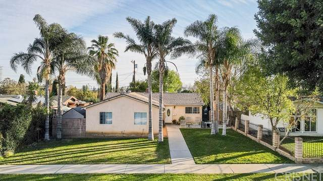16552 Rinaldi Street, Granada Hills, CA 91344 (#SR21032075) :: The Grillo Group