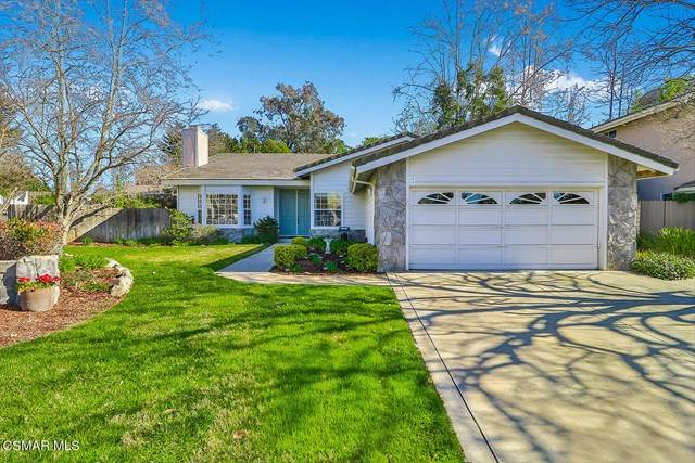 4 Faculty Court, Thousand Oaks, CA 91360 (#221000813) :: The Suarez Team