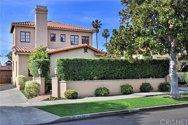 2227 Balsam Avenue, Los Angeles, CA 90064 (#SR21031462) :: Berkshire Hathaway HomeServices California Properties