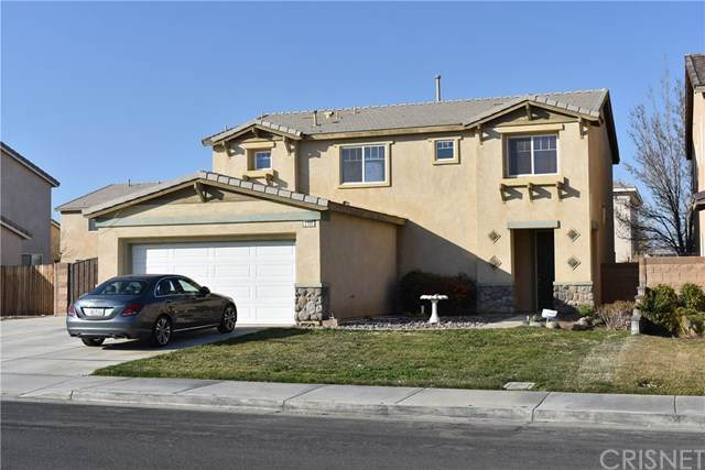 3105 Summer Breeze Avenue, Rosamond, CA 93560 (#SR21033843) :: The Grillo Group