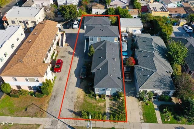 1710 S La Brea Avenue, Los Angeles, CA 90019 (#P1-3391) :: TruLine Realty