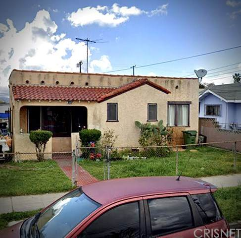 707 Bay View Avenue, Wilmington, CA 90744 (#SR21033920) :: Berkshire Hathaway HomeServices California Properties
