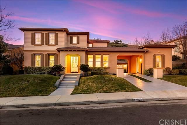 25649 Magnolia Lane, Stevenson Ranch, CA 91381 (#SR21034092) :: HomeBased Realty