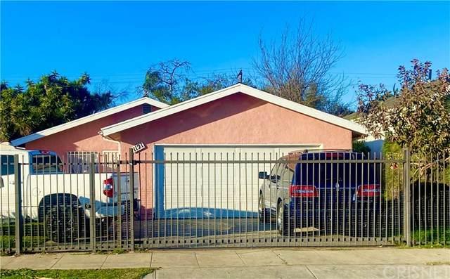 1121 W 65th Street, Los Angeles, CA 90044 (#SR21034287) :: Berkshire Hathaway HomeServices California Properties
