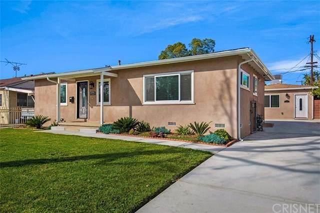 12945 Cantara Street, North Hollywood, CA 91605 (#SR21034379) :: Berkshire Hathaway HomeServices California Properties