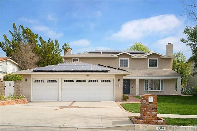 5308 Ambridge Drive, Calabasas, CA 91301 (#SR21027307) :: Berkshire Hathaway HomeServices California Properties