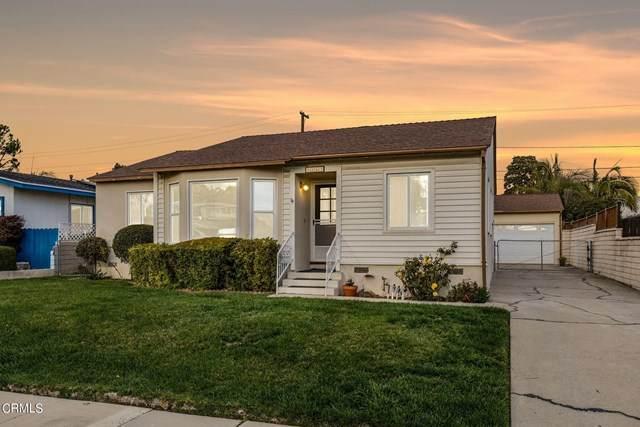 3167 Strathmore Drive, Ventura, CA 93003 (#V1-4002) :: Berkshire Hathaway HomeServices California Properties