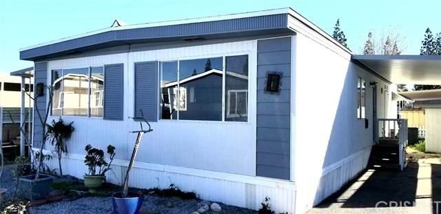 8901 Eton #109, Canoga Park, CA 91304 (#SR21035009) :: TruLine Realty