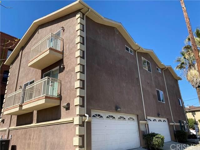 5400 Lexington Avenue #3, Hollywood, CA 90029 (#SR21034586) :: Berkshire Hathaway HomeServices California Properties