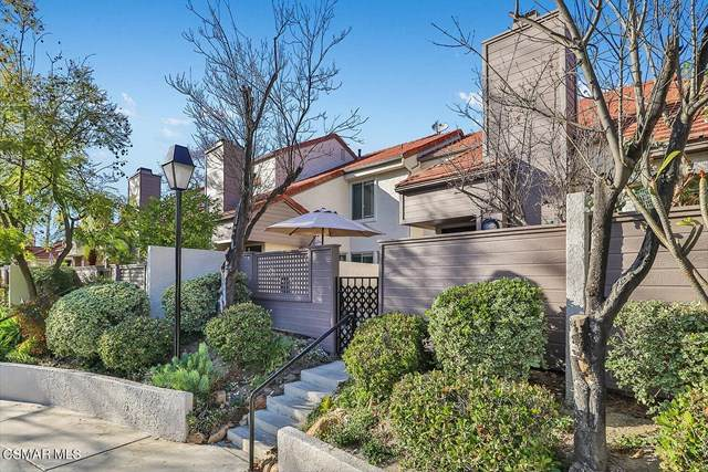 919 Via Colinas, Westlake Village, CA 91362 (#221000876) :: Berkshire Hathaway HomeServices California Properties