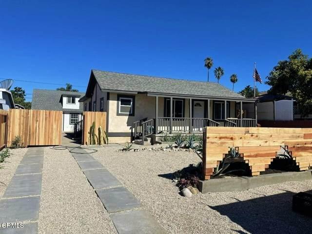 205 Mckee Street, Ventura, CA 93001 (#V1-4013) :: Berkshire Hathaway HomeServices California Properties