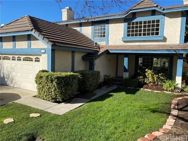 21417 Angela Yvonne Avenue, Saugus, CA 91350 (#SR21034804) :: Randy Plaice and Associates