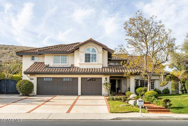 1276 Lynnmere Drive, Thousand Oaks, CA 91360 (#221000881) :: Lydia Gable Realty Group