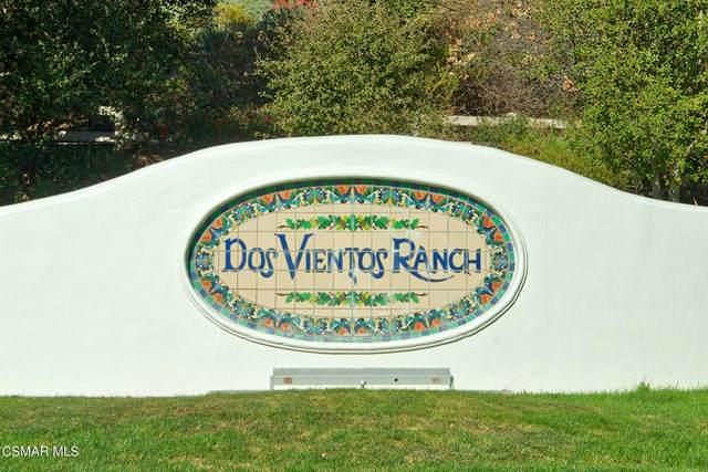 690 Via De Tierra, Newbury Park, CA 91320 (#221000887) :: TruLine Realty