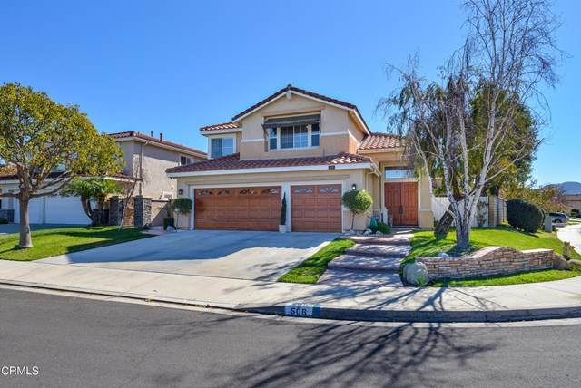 506 Avenida Valencia, Camarillo, CA 93012 (#V1-4022) :: Berkshire Hathaway HomeServices California Properties