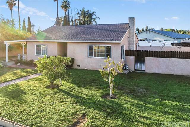 14949 Chatsworth Drive, Mission Hills (San Fernando), CA 91345 (#SR21035605) :: The Grillo Group