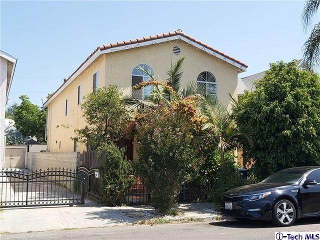 1285 W 35 TH Place, Los Angeles, CA 90007 (#320005038) :: Berkshire Hathaway HomeServices California Properties