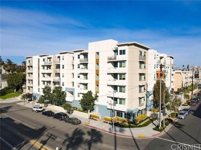 436 S Virgil Avenue #314, Los Angeles, CA 90020 (#SR21033883) :: The Grillo Group
