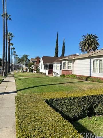669 W Glenoaks Boulevard, Glendale, CA 91202 (#320005049) :: Lydia Gable Realty Group