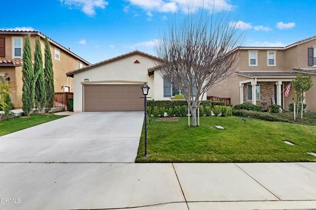 38409 Divot Drive, Beaumont, CA 92223 (#P1-3435) :: Berkshire Hathaway HomeServices California Properties