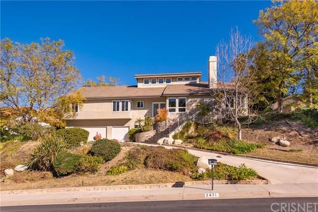 2471 La Granada Drive, Thousand Oaks, CA 91362 (#SR21030846) :: The Suarez Team