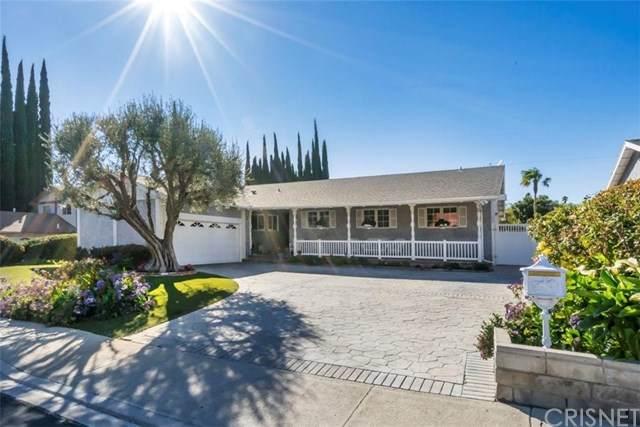 12637 Mclennan Avenue, Granada Hills, CA 91344 (#SR21029485) :: HomeBased Realty