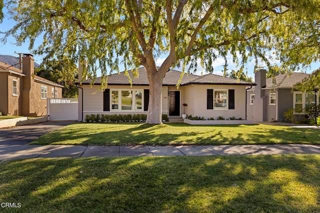 1738 N Roosevelt Avenue, Altadena, CA 91001 (#P1-3447) :: Lydia Gable Realty Group