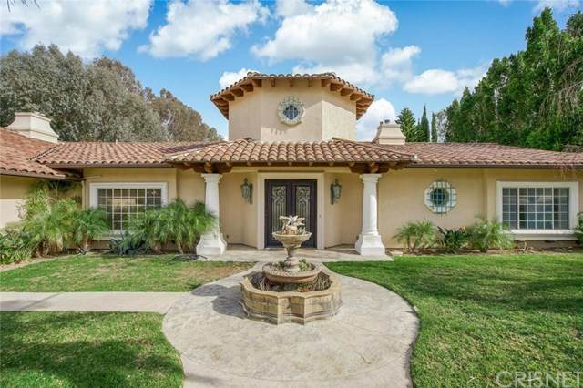 16 Mustang Lane, Bell Canyon, CA 91307 (#SR21033135) :: The Grillo Group