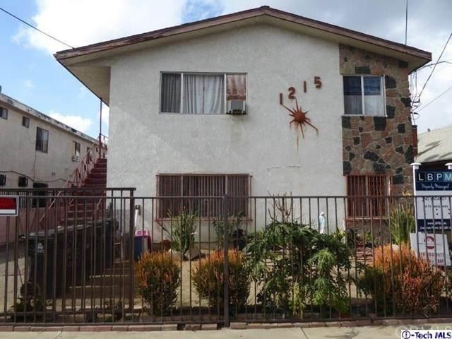 1215 S Ardmore Avenue, Los Angeles, CA 90006 (#320005011) :: Berkshire Hathaway HomeServices California Properties
