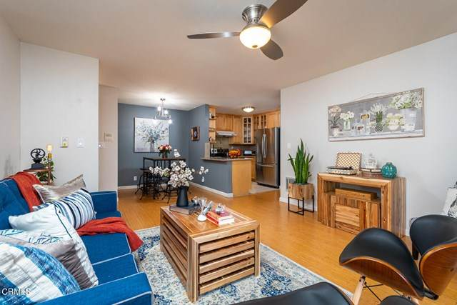 360 S Euclid Avenue #124, Pasadena, CA 91101 (#P1-3455) :: Lydia Gable Realty Group