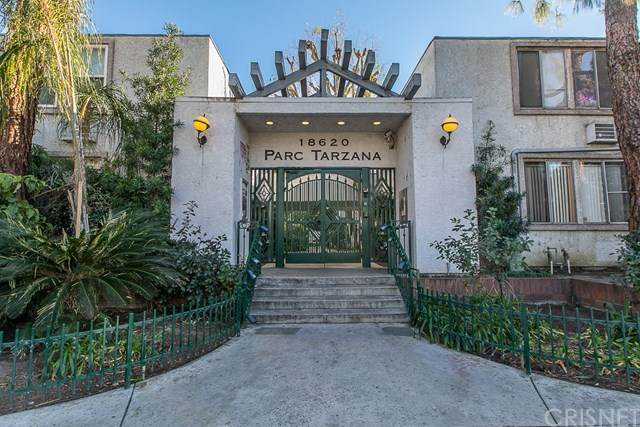 18620 Hatteras Street #122, Tarzana, CA 91356 (#SR21035860) :: The Grillo Group