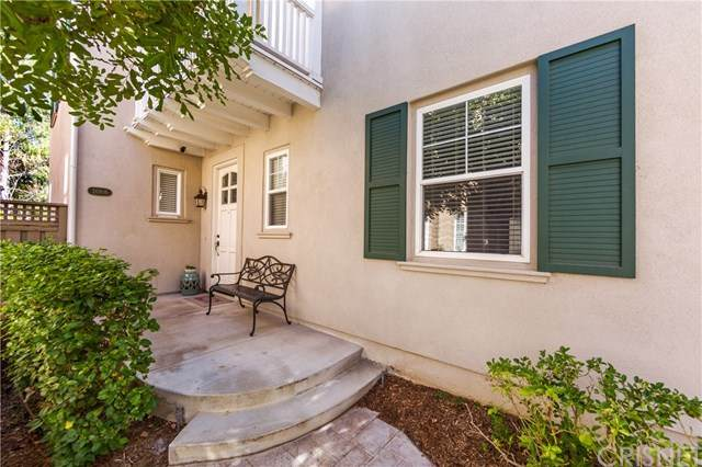 26906 Monterey Avenue, Valencia, CA 91355 (#SR21037560) :: HomeBased Realty