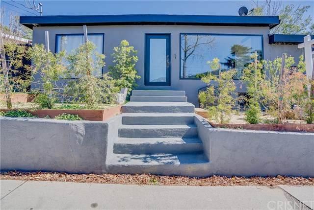 4234 Cloud Avenue, La Crescenta, CA 91214 (#SR21034885) :: Berkshire Hathaway HomeServices California Properties