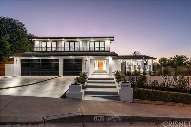 23945 Park Belmonte, Calabasas, CA 91302 (#SR21034421) :: Berkshire Hathaway HomeServices California Properties