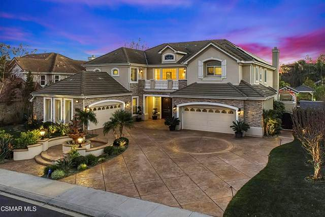 12466 Nelson Road, Moorpark, CA 93021 (#221000941) :: The Grillo Group