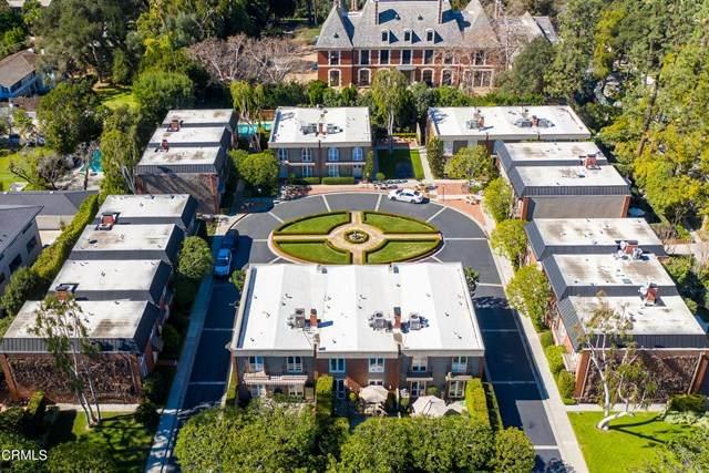 1111 S Orange Grove Boulevard, Pasadena, CA 91105 (#P1-3463) :: Lydia Gable Realty Group