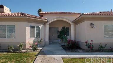 32100 Whispering Palms, Cathedral City, CA 92234 (#SR21037818) :: TruLine Realty