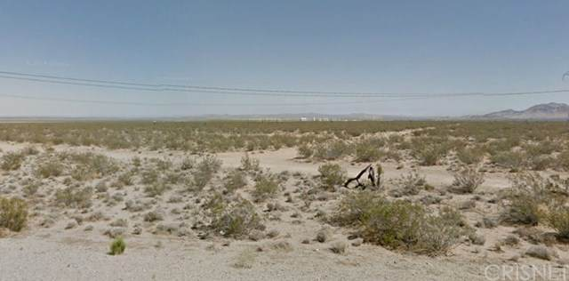 0 Minard Trail, Mojave, CA 93501 (#SR21037925) :: Randy Plaice and Associates