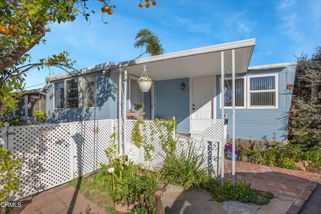 1301 E Ventura Boulevard #15, Oxnard, CA 93036 (#V1-4076) :: Berkshire Hathaway HomeServices California Properties