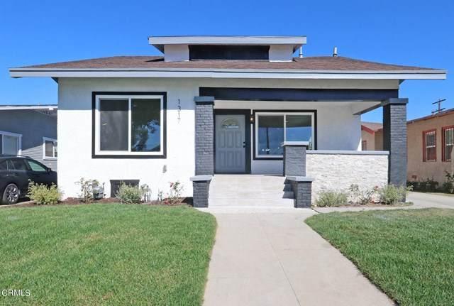 1317 W 51st Street, Los Angeles, CA 90037 (#P1-3470) :: Berkshire Hathaway HomeServices California Properties