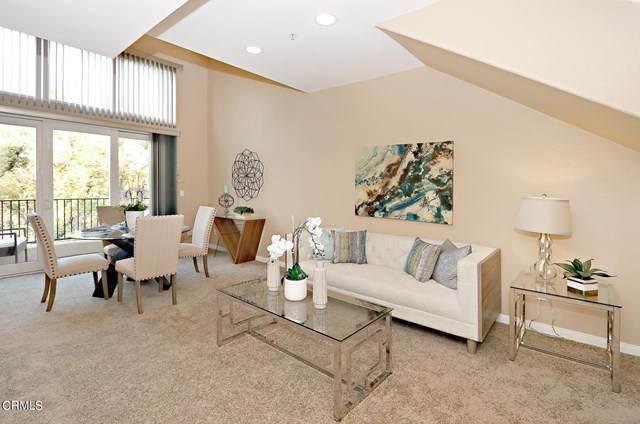 286 North Madison Avenue #413, Pasadena, CA 91101 (#P1-3473) :: Lydia Gable Realty Group