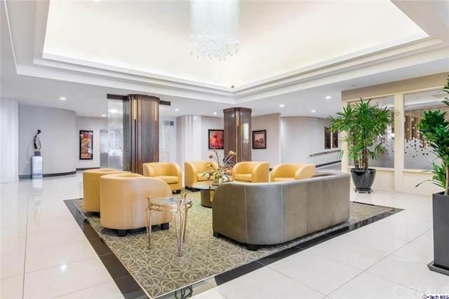 345 Pioneer Drive #103, Glendale, CA 91203 (#320005080) :: Berkshire Hathaway HomeServices California Properties