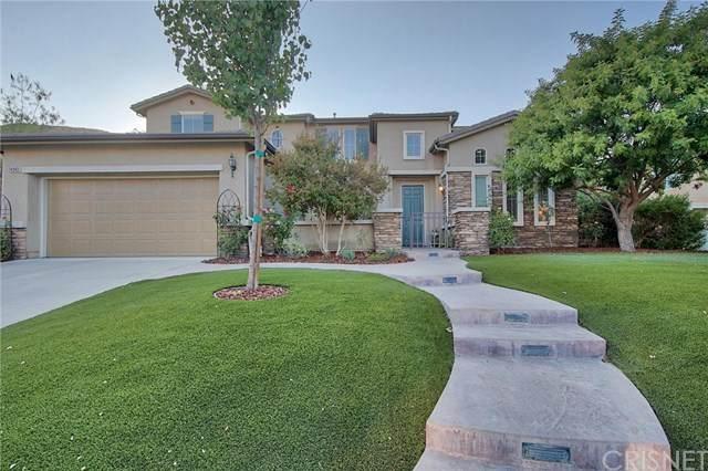 24943 Greensbrier Drive, Stevenson Ranch, CA 91381 (#SR21035226) :: HomeBased Realty
