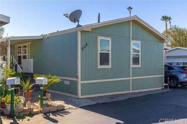 20401 Soledad Canyon Rd #439, Canyon Country, CA 91351 (#SR21038620) :: Lydia Gable Realty Group