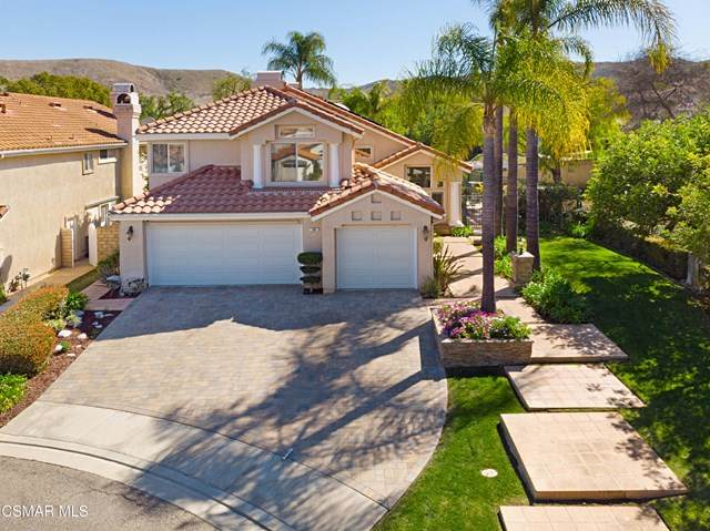 390 Pellburne Court, Simi Valley, CA 93065 (#221000958) :: The Grillo Group