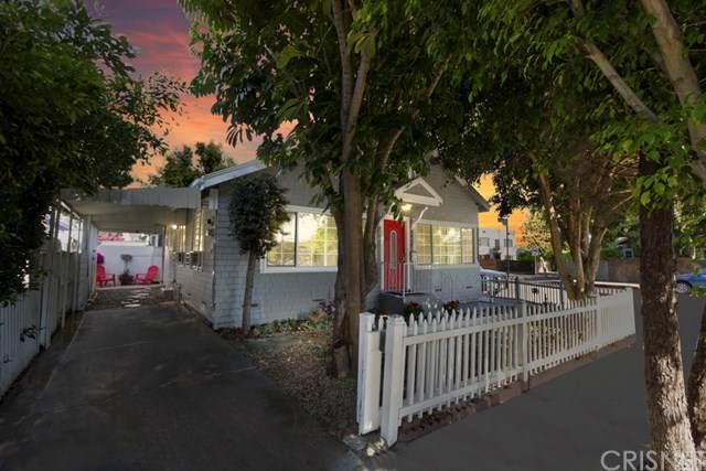 6829 Fountain Avenue, Los Angeles, CA 90028 (#SR21038700) :: Berkshire Hathaway HomeServices California Properties